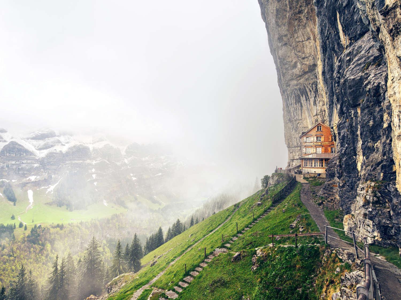 Aescher Cliff – Appenzell