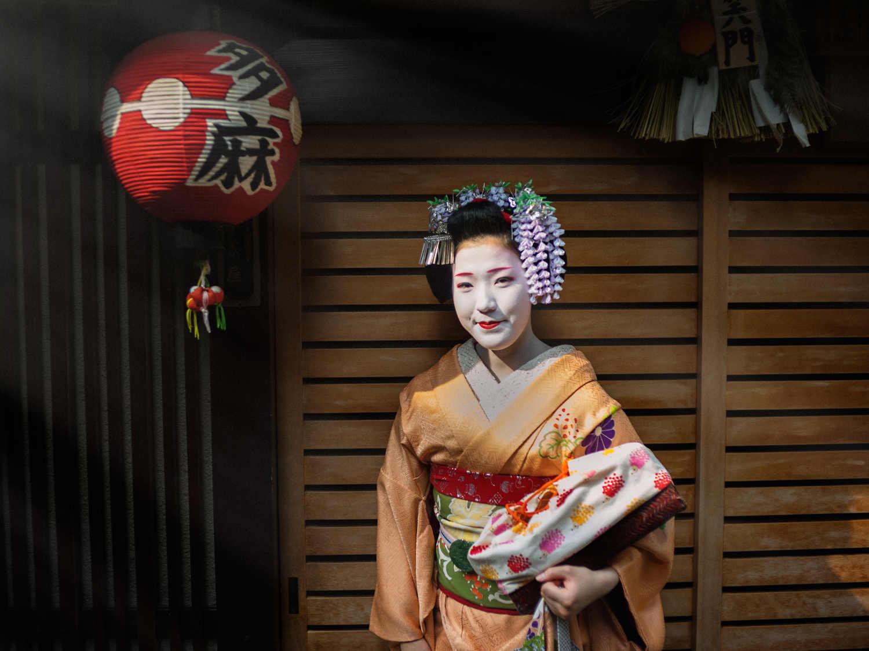 Geisha – Kyoto
