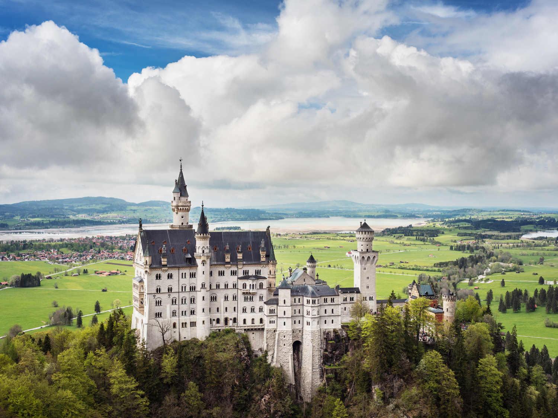 Neuschwainstein Castle
